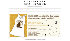 Spelbound design