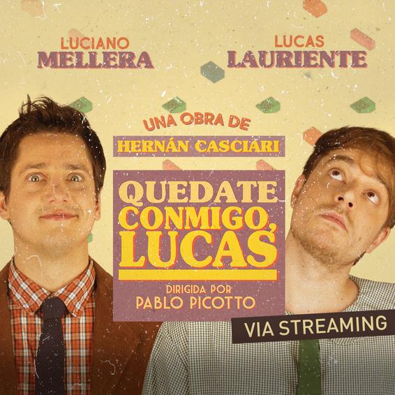 QUEDATE CONMIGO LUCAS