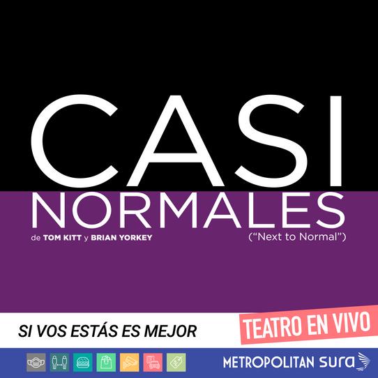 CASI NORMALES 2021
