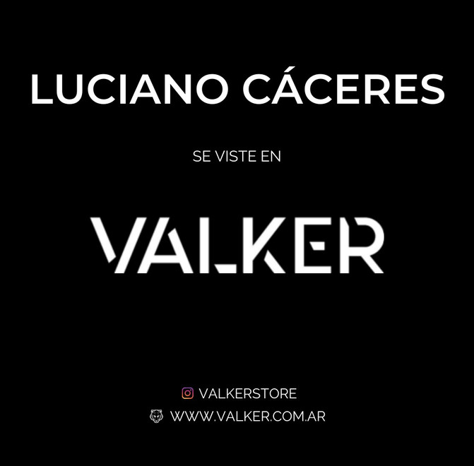 Luciano Caceres se viste en Valker.jpg