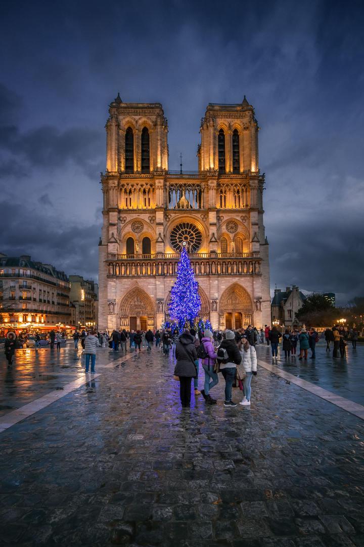 Notre Dame de Paris en photo