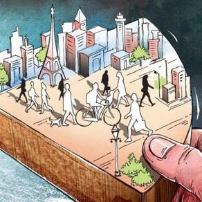 La città dei quindici minuti, tra sostenibilità e rischio