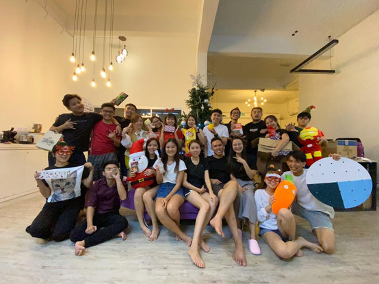 Group MRMS Christmas Gift Exchange