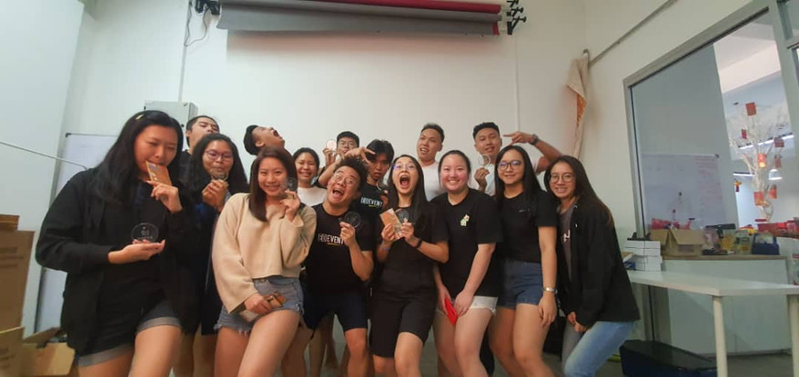 Group MRMS group photo