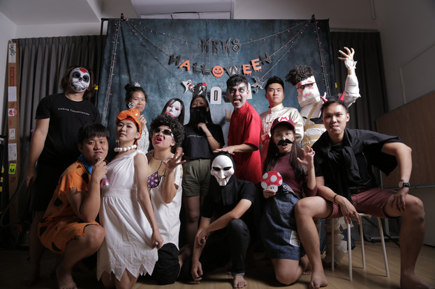 Group MRMS Halloween event