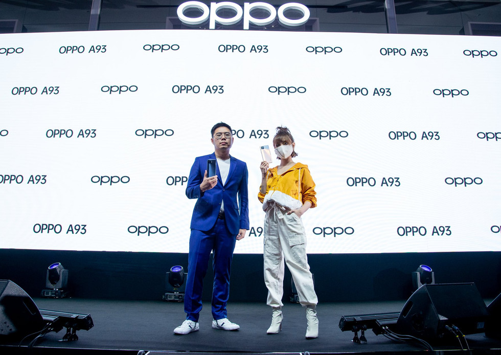 OPPO A93 PRODUCT LAUNCH