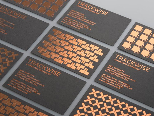 Five unique ways for your business card to standout from the crowds