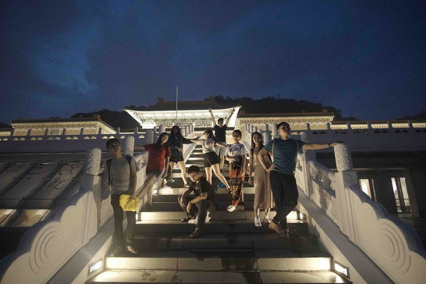 Group MRMS Taiwan Trip