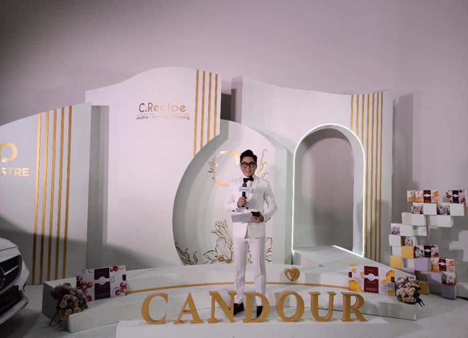 CANDOUR CEROMONY