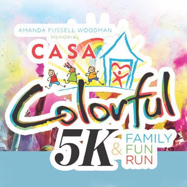 Amanda Fussell Woodman Colorful 5K