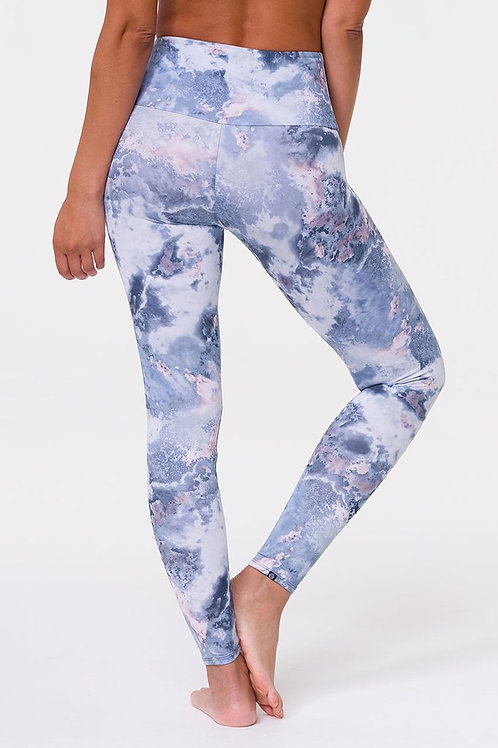 High Rise Legging Dreamy Marble