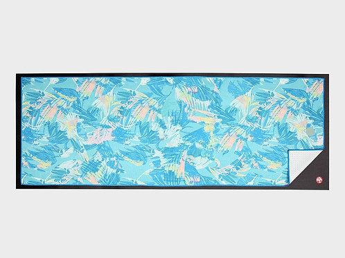 Manduka Yogitoes Tropics Blue