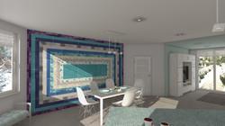 Salon Aquamarine