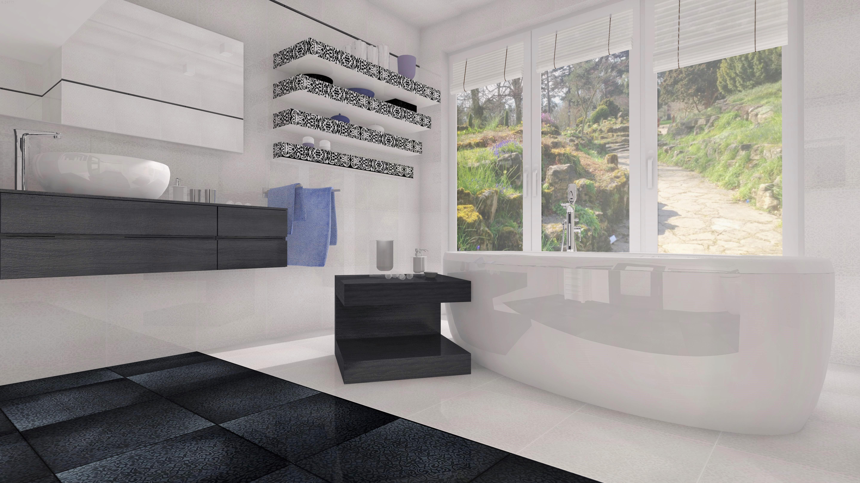 Łazienka w Granacie