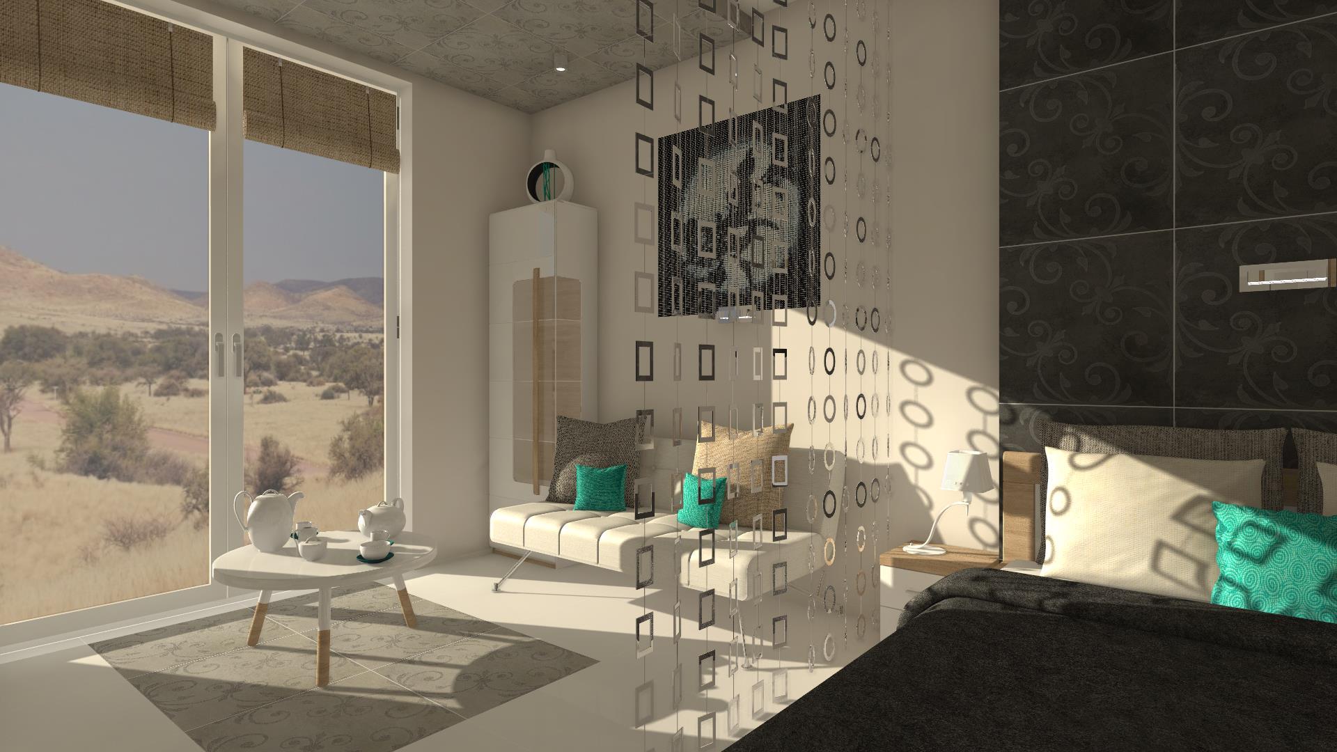 Apartament w Afryce