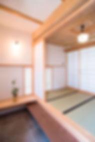土間,玄関,和室,軒先感覚,里山25号地