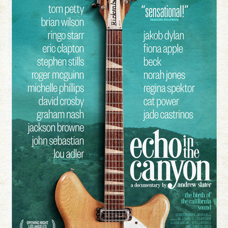 Echo in the Canyon Trailer (2019)