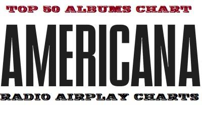 Americana Radio Albums Chart