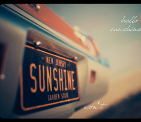 Bruce Springsteen - Hello Sunshine (Lyric Video)