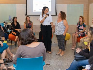 Outubro #Entreelas Talk Show