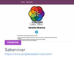 Criação de Site, e InfoProduto