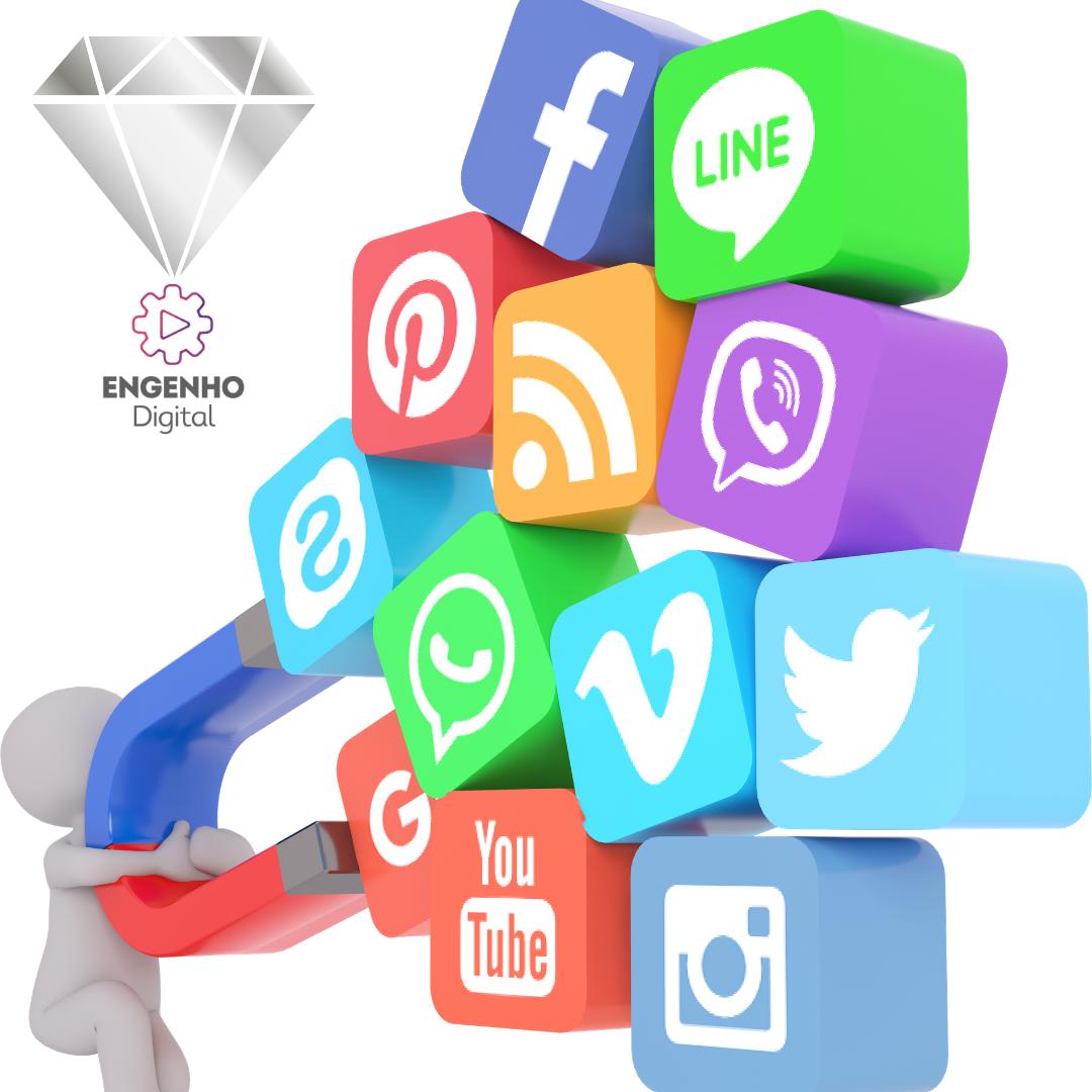 Gestão de Mídias Sociais - Pct Diamond