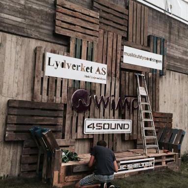 Wimp, Øyafestivalen