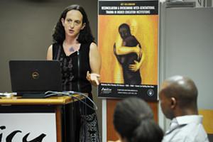 Born free? The burden of Apartheid down the generations
