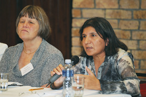 Colloquium on women's rights and 'disabilities'