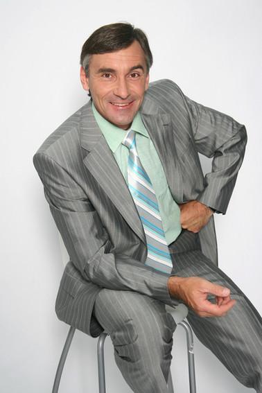 Jan Čenský, herec a moderátor