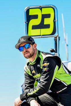 Charlie Kimball--IndyCar racer