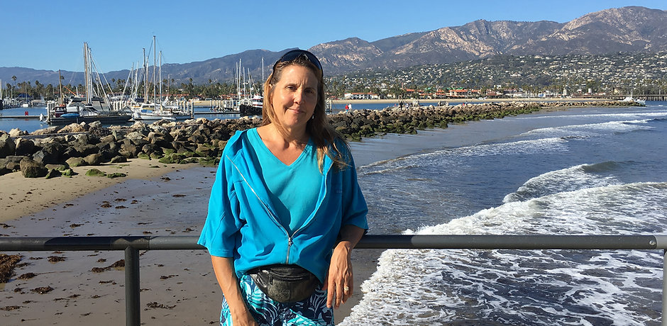 Sheri on marina breakwater Oct 2016 cropped.jpg