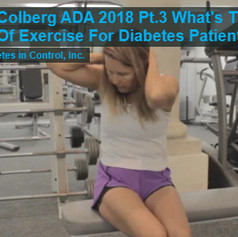 DIC Part 3, What's the Best Form of Exercise? (2018)