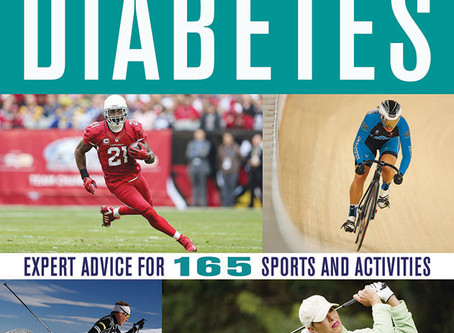 New Book: The Athlete's Guide to Diabetes!