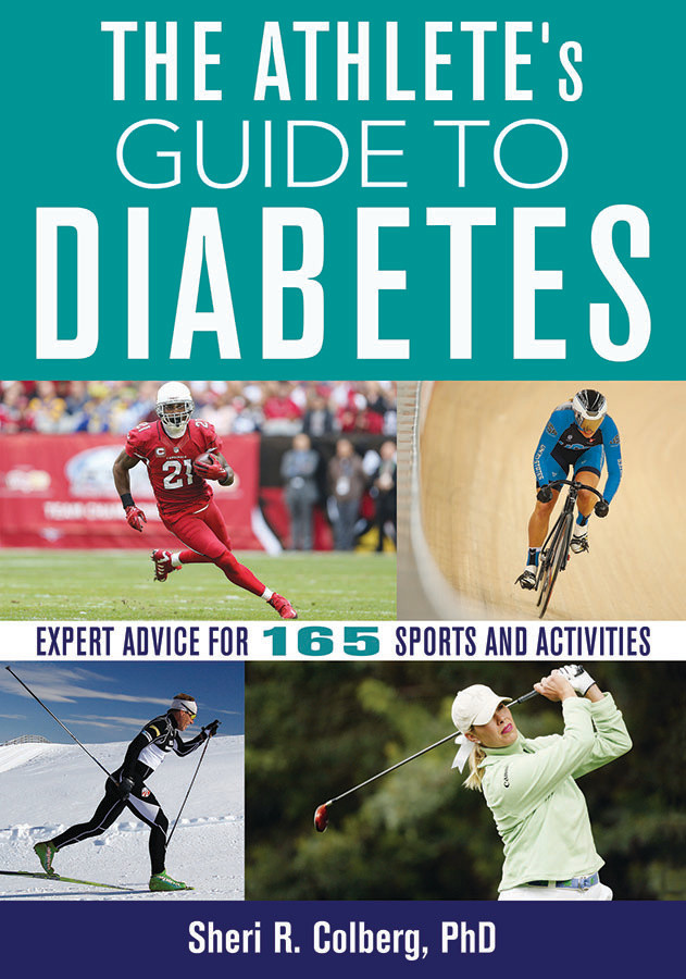 The Athlete's Guide to Diabetes book