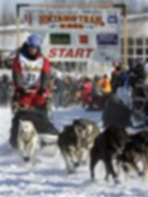 Bruce Linton is an Iditerod dog musher who lives in Alaska and has type 1 diabetes.