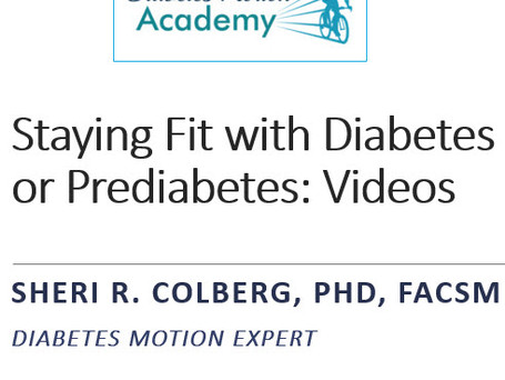Videos: Staying Fit with Diabetes or Prediabetes