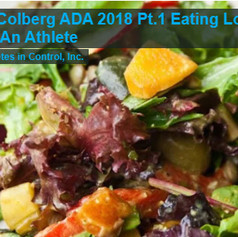 DIC Part 1, Eating Low Carb And Being An Athlete (2018)