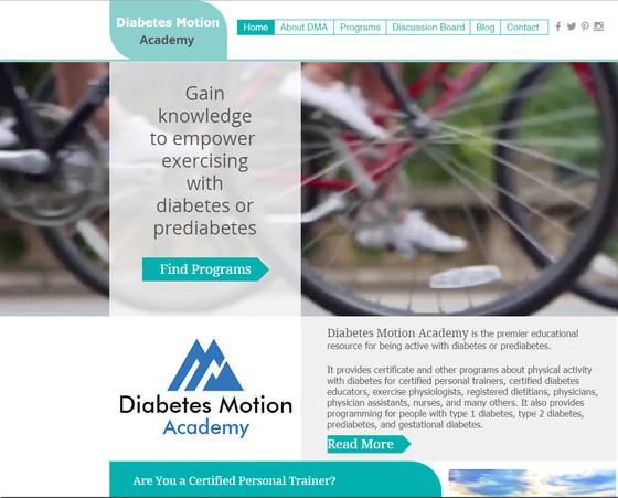 Diabetes Motion Academy (Programs)