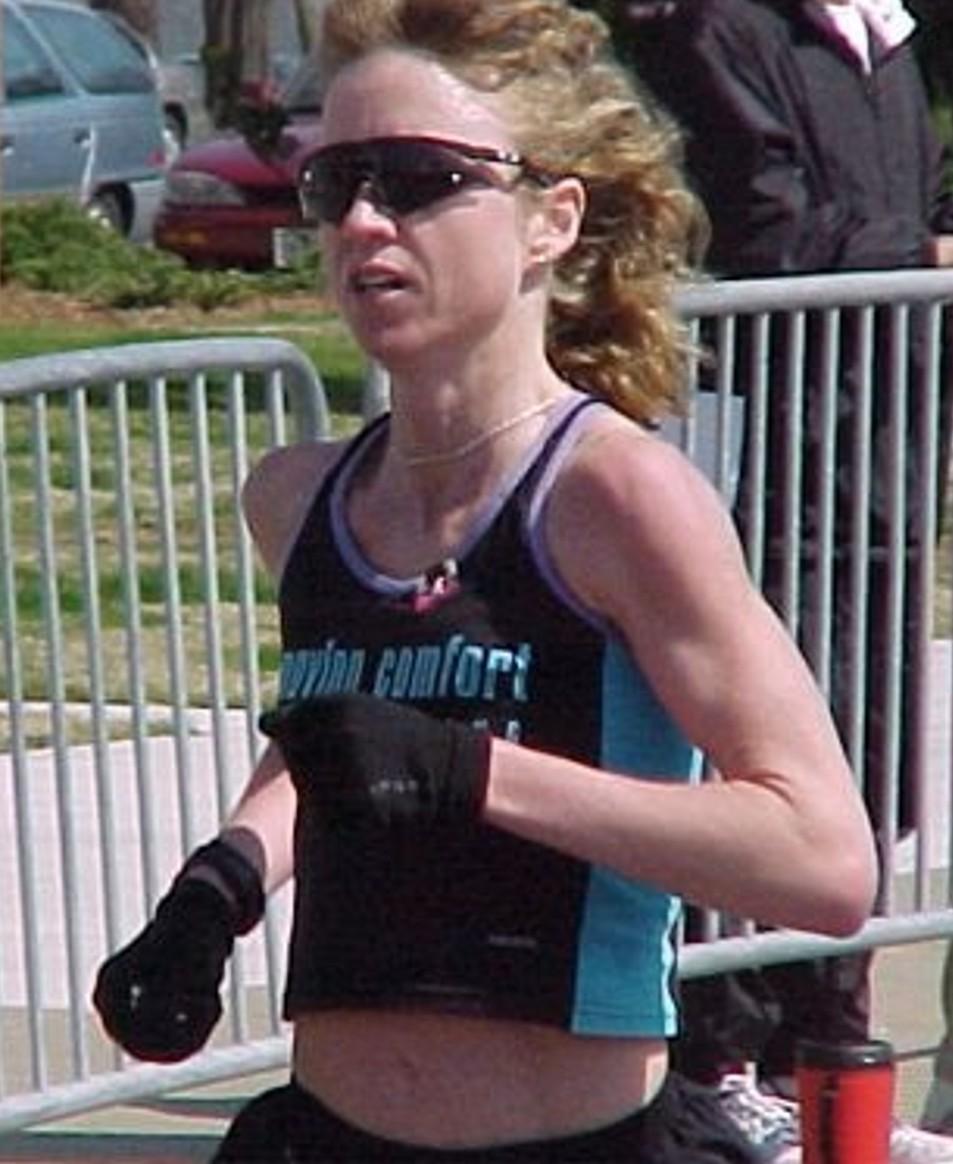 Missy Foy--former pro ultra runner