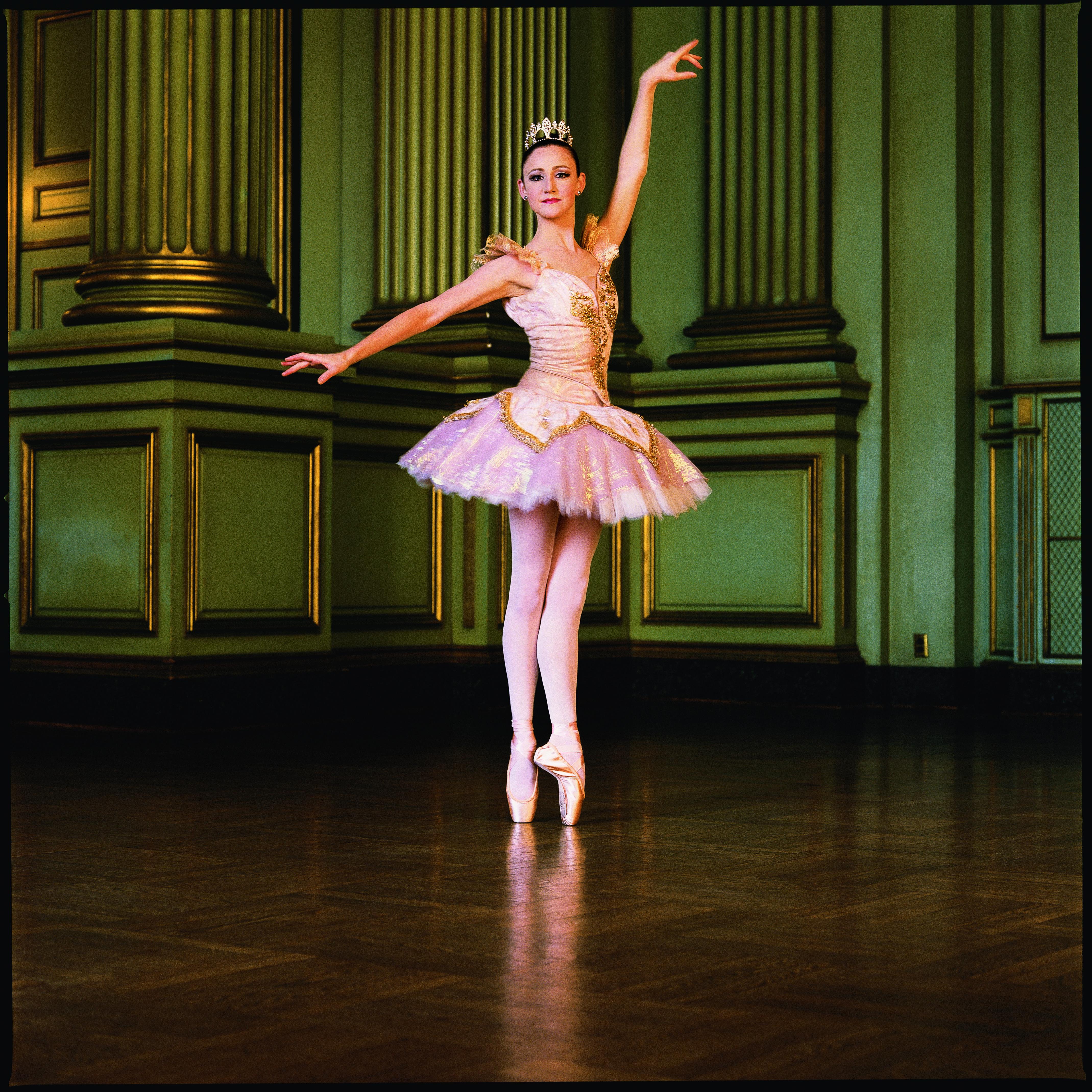 Zippora Karz--former ballerina