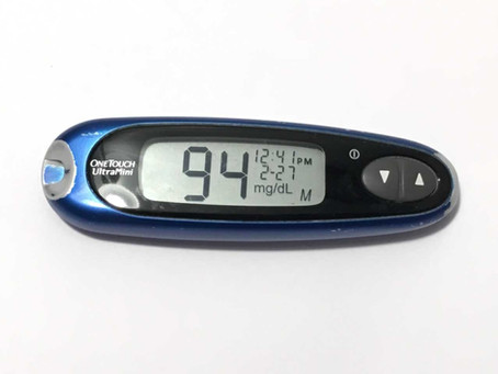 Aiming for an Ideal Exercise Blood Glucose