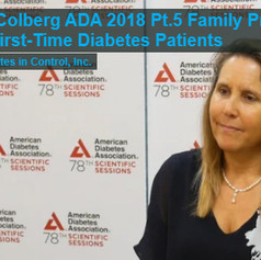 DIC Part 5, Family Practitioners With First-Time Diabetes Patients (2018)