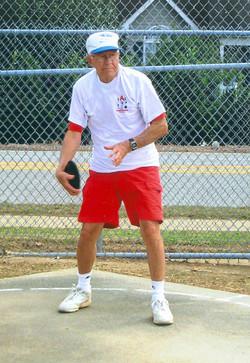 Bob Stewart--former Sr Olympian