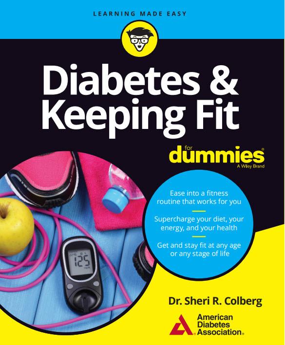 Diabetes & Keeping Fit for Dummies