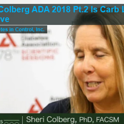 DIC Part 2, Is Carb Loading Effective? (2018)