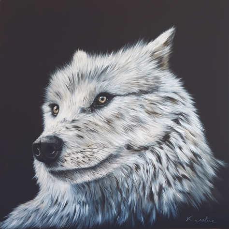 """Wolf - """"Es ist wie ein Wolf ..."""""""