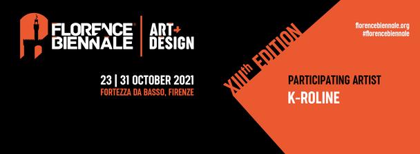 Biennale de Florence - Octobre 2021