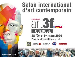 K-roline - Art3F Toulouse