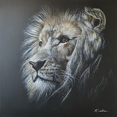 Lion - Sois fort